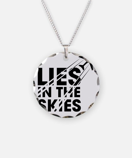 Chemtrails Necklace