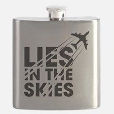 Chemtrails Flask