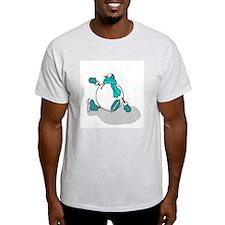 Fallen Snowman T-Shirt
