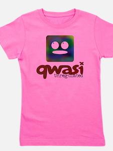 Unregulated Qwasi TV Girl's Tee