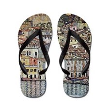 Malcesine on Lake Garda Flip Flops
