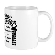 Back to Cool School SPANISH Mug