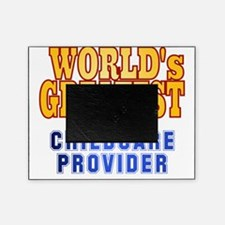 World's Greatest Childcare Provider Picture Frame