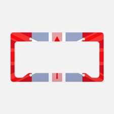 UK/Canada License Plate Holder