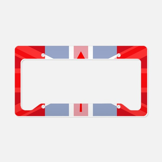 UK/Canada License Plate Holder