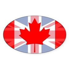 UK/Canada Bumper Stickers