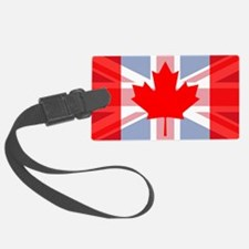 UK/Canada Luggage Tag