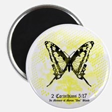 New FiM Butterfly Magnet
