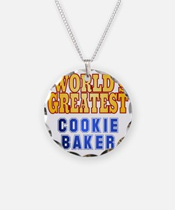 World's Greatest Cookie Bake Necklace