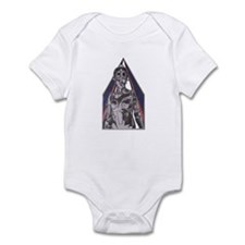 Captain of the Davis Ship Infant Bodysuit