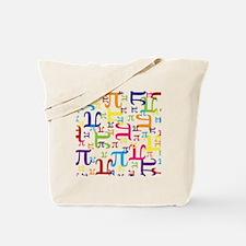 Pieces of Pi Tote Bag