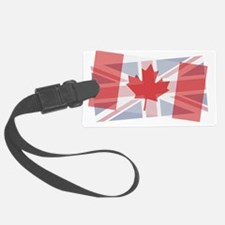 Canada/Uk blended Luggage Tag