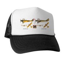 Army Curtiss JN-4 Jenny Trucker Hat