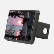 Sunset Lake Superior Hitch Cover