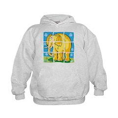 Elephant Puzzle Hoodie