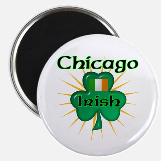 Chicago Irish Magnet