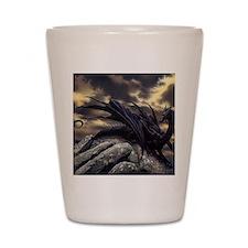 alex-dragon Shot Glass