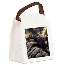 alex-dragon Canvas Lunch Bag