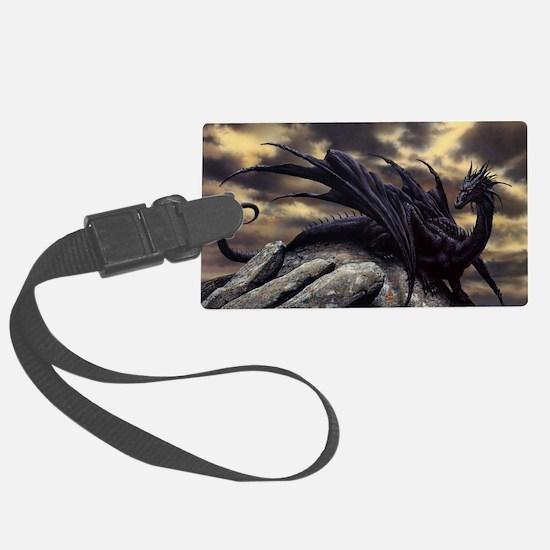 alex-dragon Luggage Tag