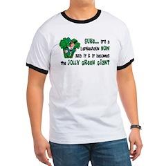 Leprechaun vs. Green Giant T
