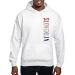 Slovenija Hooded Sweatshirt