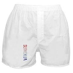 Slovenija Boxer Shorts