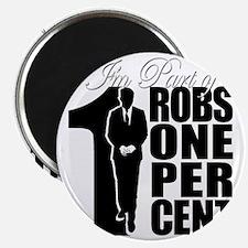 RobsOnePercent Magnet