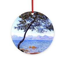 Antibes Round Ornament