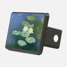 Water Lilies Hitch Cover