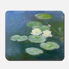 Water Lilies Mousepad