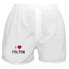 I * Colton Boxer Shorts