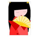 Kimono Postcards