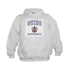 GUIDO University Hoodie