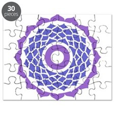Sahasrara Chakra Puzzle