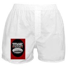 TG2OvalOrnBlackType4 Boxer Shorts