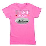 Titanic Girls Tees