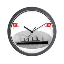 TG2GhostBlack14x14TRANSBESTUSETHIS Wall Clock