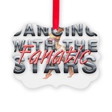 Dancing with the Stars All-Star F Ornament