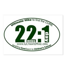 22 Miles:1 Day Postcards (Package of 8)