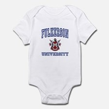 FULKERSON University Infant Bodysuit