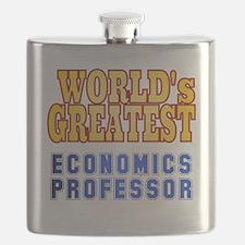 World's Greatest Economics Professor Flask