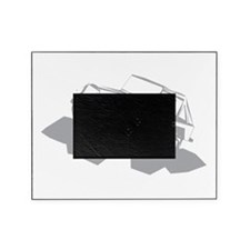 Off Roads White  Silver Picture Frame