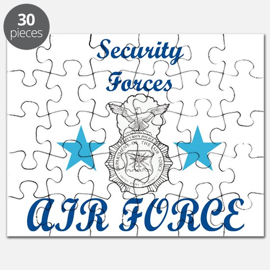 Sec. For. Air Force Puzzle