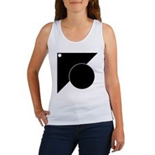 Black and White homeware and acce Women's Tank Top