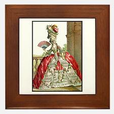 Grande Dame Framed Tile