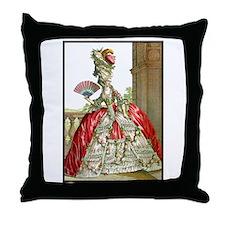 Grande Dame Throw Pillow