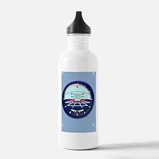 ArtHorizGreetCard-a Water Bottle