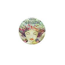 Believe/Materialize Mini Button
