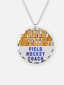 World's Greatest Field Hocke Necklace