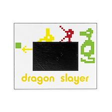 Adventure Dragon Slayer Picture Frame